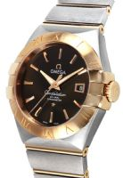 OMEGA Constellation Red Gold Automatic Ladies Watch 123.20.31.20.13.001